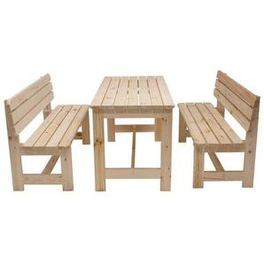 6-Sitzer Gartengarnitur Watauga