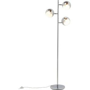 Stehlampe Calotta Chrom