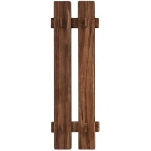 Garderobenpaneel Old Timber
