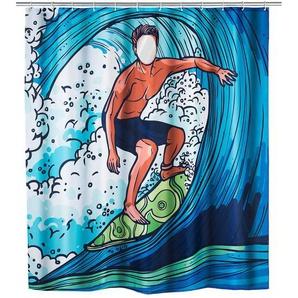 Duschvorhang Surfing Boy