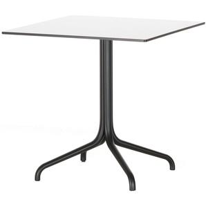 Vitra Belleville Outdoor Table Tisch (l) 75.00 X (b) 75.00 X (h) 74.00 Cm
