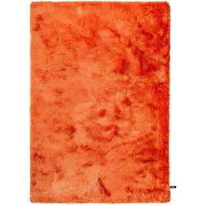 Hochflorteppich Whisper Orange 120x170 cm
