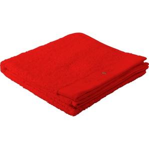 Handtuch »Casual«, Goldmond, in verschiedenen Farben