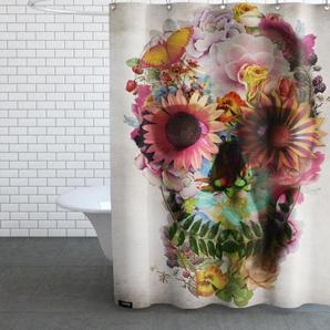 Skull II-Duschvorhang