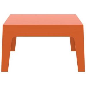 Design-Couchtisch Garten Orange LALI