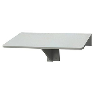 Orolay Wandklapptisch Küchentisch,Kindermöbel Laptoptisch Esstisch Schreibtisch 60x40cm (Weiß)