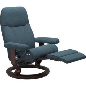 Stressless® Relaxsessel »Consul«, grün, hoher Sitzkomfort