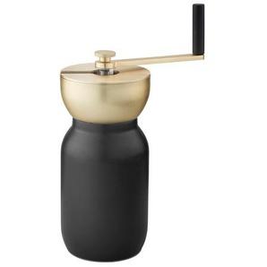 Stelton Kaffeemühle, Schwarz, Edelstahl