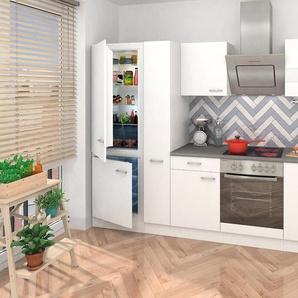 RESPEKTA Küchenzeile mit E-Geräten »Ibiza«, 300 cm