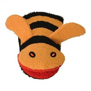trendaffe Biene Waschlappen für Kinder - Bienchen Kinderwaschlappen Waschhandschuh