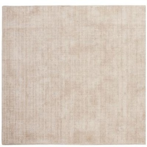 Moderner Teppich KANSAS HANDLOOM 200 x 300 cm in Beige