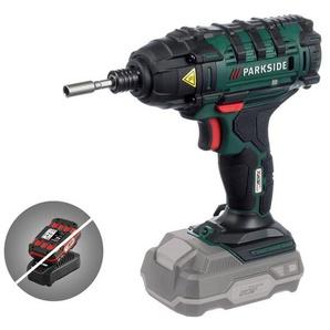 PARKSIDE® Akku-Drehschlagschrauber »PDSSA 20-Li A1«, LED-Lampe, ohne Akku / ohne Ladegerät
