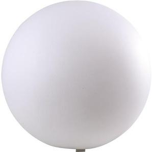 Heitronic LED Bodenleuchte Mundan Weiß IP44 | 11W | 35950