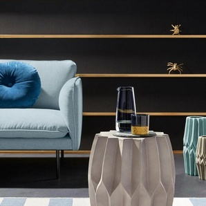 INOSIGN Beistelltisch »Pleat«, im trendigen Design, aus Beton, in schöner Sternenform