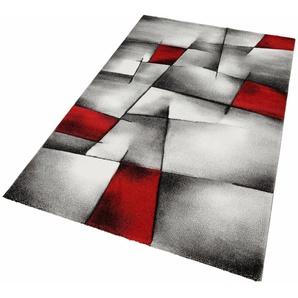 Teppich »BRILLIANCE«, merinos, rechteckig, Höhe 13 mm, handgearbeiteter Konturenschnitt