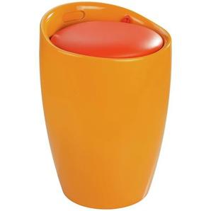 Zurbrüggen Hocker Candy Orange