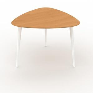 Couchtisch Buche, Holz - Eleganter Sofatisch: Beste Qualität, einzigartiges Design - 59 x 44 x 61 cm, Konfigurator