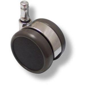 5x Rolo LUX 11mm/65mm - Stuhlrollen