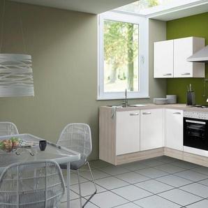 OPTIFIT Winkel-Küchenzeile ohne E-Geräte »Skagen« Breite 210 x 165 cm