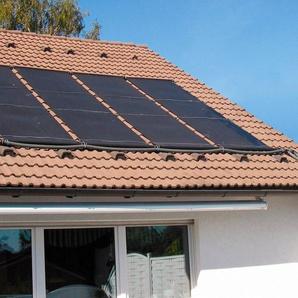 SUMMER FUN Solarabsorber , mit 2 Absorbermatten á 400x120 cm