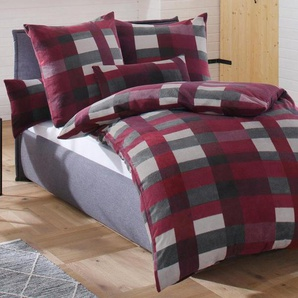 Bettwäsche »Eddy«, my home, in kuschelig warmer Fleece-Qualität