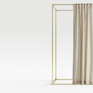 Apelt Leinenschlaufenschal  Lisa | beige | 100% Leinen | 135 cm | 260 cm | Möbel Kraft
