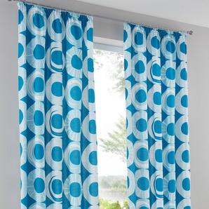 Vorhang Susann (1er-Pack) in blau