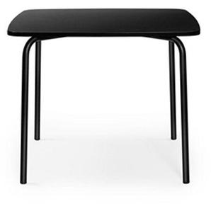 Normann Copenhagen My Table Tisch Small Schwarz 90x90 (l) 90 X (b) 90 X (h) 74 Cm