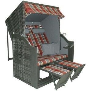 DEVRIES Strandkorb »Standard XL«, BxTxH: 135x130x165 cm