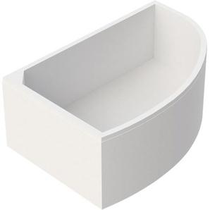Wannenträger Cedros 160 cm x 98 cm Typ B