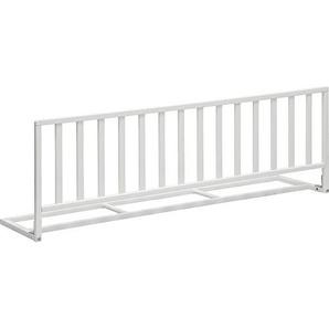 IB-Style - Hochwertiges Bettschutzgitter Pino Bettgitter Holz Weiss Lackiert - Länge 120 cm - Höhe 42 cm