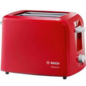 BOSCH CompactClass TAT3A014 Toaster rot