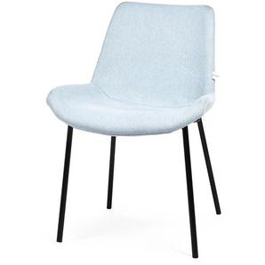 Stuhl, 65x54x83cm, hellblau