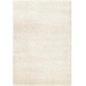 Hochflorteppich LIFESTYLE Weiß 135 x 200 cm