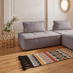 Guido Maria Kretschmer Home&living Eck-Sofa »Montpellier«, grau