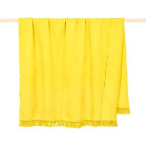 Pad Wohndecke »Sydney«, 150x200 cm, gelb