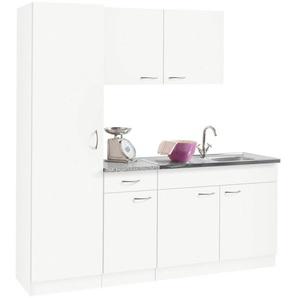 Küchenblock »Kiel«, Breite 190 cm mit 28 mm starker Arbeitsplatte