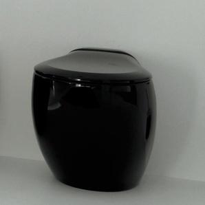 artceram Blend Stand-WC schwarz  BLV00203;00