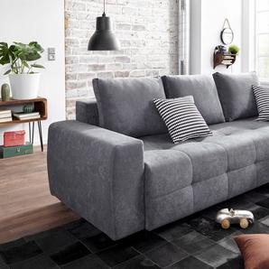 Collection Ab Schlaf-Sofa, inkl. Bettkasten, grau