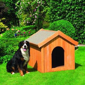 Promadino Hundehütte groß (114x102x96)