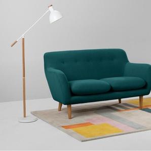 Dylan 2-Sitzer Sofa, Mineralblau