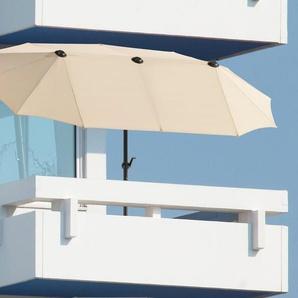 SCHNEIDER SCHIRME Sonnenschirm »Salerno «, 300x150 cm, inkl. Schutzhülle, ohne Schirmständer