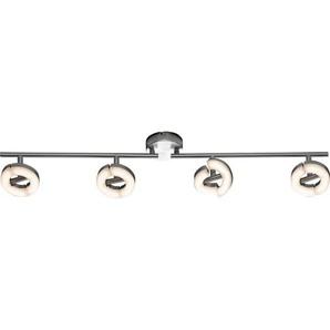 casaNOVA LED Deckenlampe 4 flg BUSTER