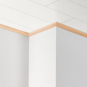 PARADOR Deckenleiste »DAL 3 - Buche Dekor«, 2570 x 34 x 12 mm