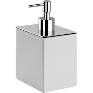 Freistehender Seifenspender Pollini acqua design Ebox EB1424A9 | weiß matt