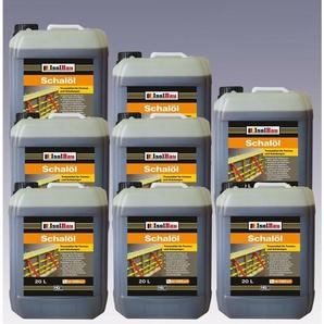 160 L Betontrennmittel Original Schalöl Trennmittel für Formen und Schalungen - ISOLBAU