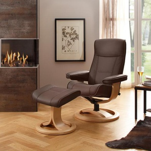 Premium collection by Home affaire Relaxsessel Stirling (Set incl Hocker)