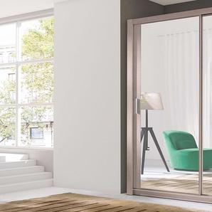 Kleiderschrank: Eiche Sonoma/ 120 cm