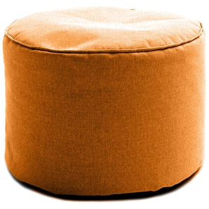 SittingBull® Chill Seat Sitzsack-Hocker Olefin Mandarin