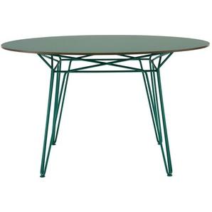 SPØ1 - Parisi HPL Tisch - Green - outdoor